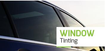 Windows Tinting