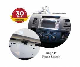 Reverse Camera Kit for Toyota Hilux Factory Screen 2014 to 2015