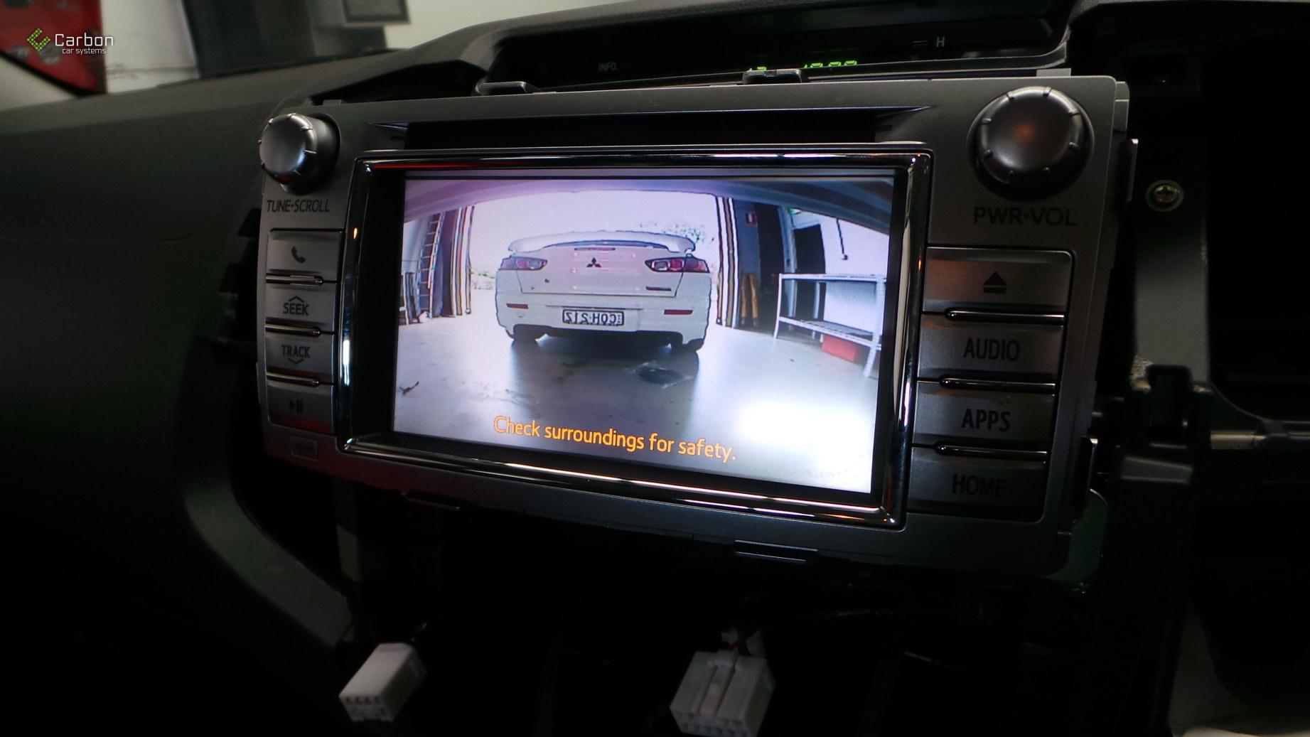 reverse camera wiring instructions