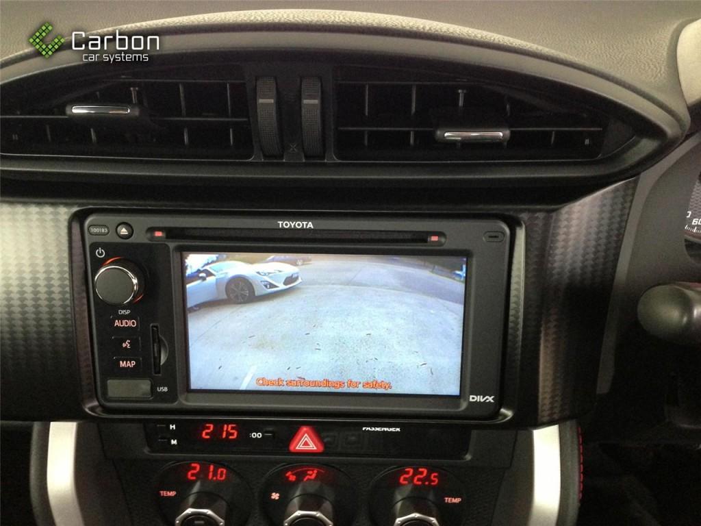 Toyota Reverse Camera