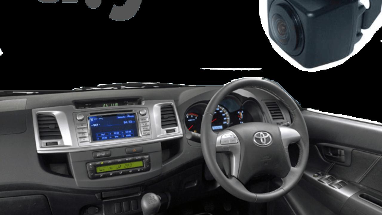 Soundskins Reverse Camera Kits For Toyota Factory Screens Diy