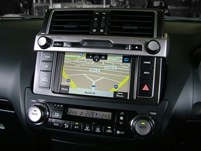 Navigation For Factory Toyota Screen 2014 Models on alpine gps navigation system