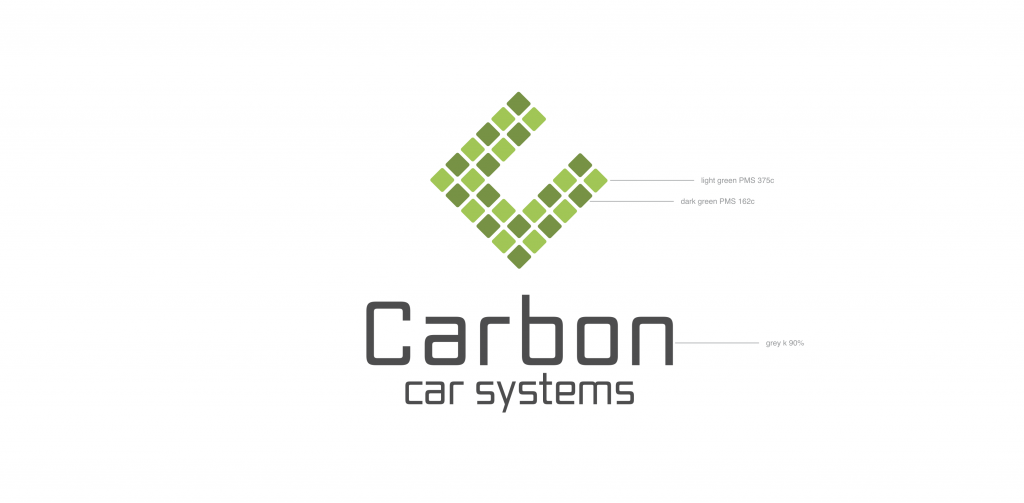Creating Carbon - The Logo Design - Carbon Car Systems