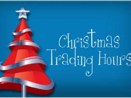 Carbon Car Systems Christmas Trading Hours