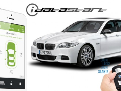 BMW Remote Start from Factory Remote