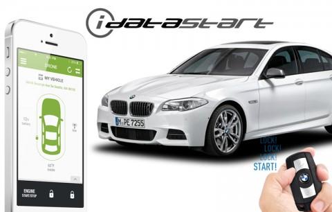 BMW Remote Start 2