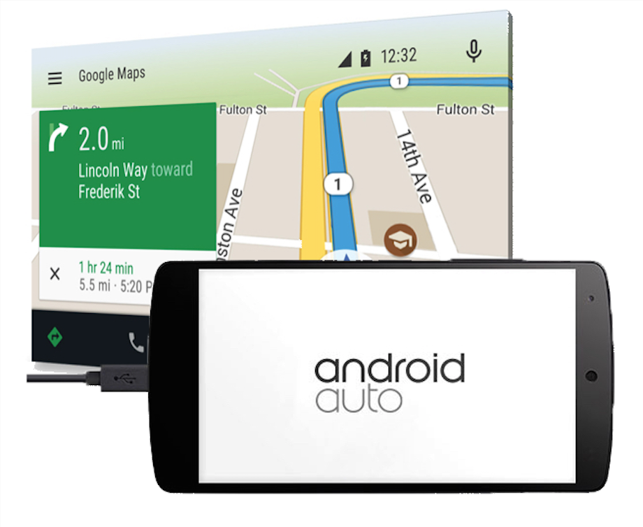 android Auto Here