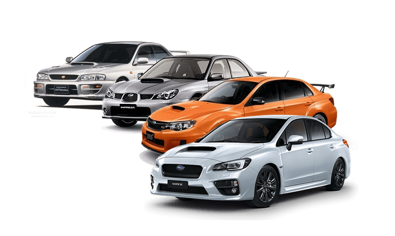 WRX Package Image