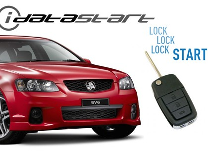 Holden Commodore VE Remote Start and Security Packages