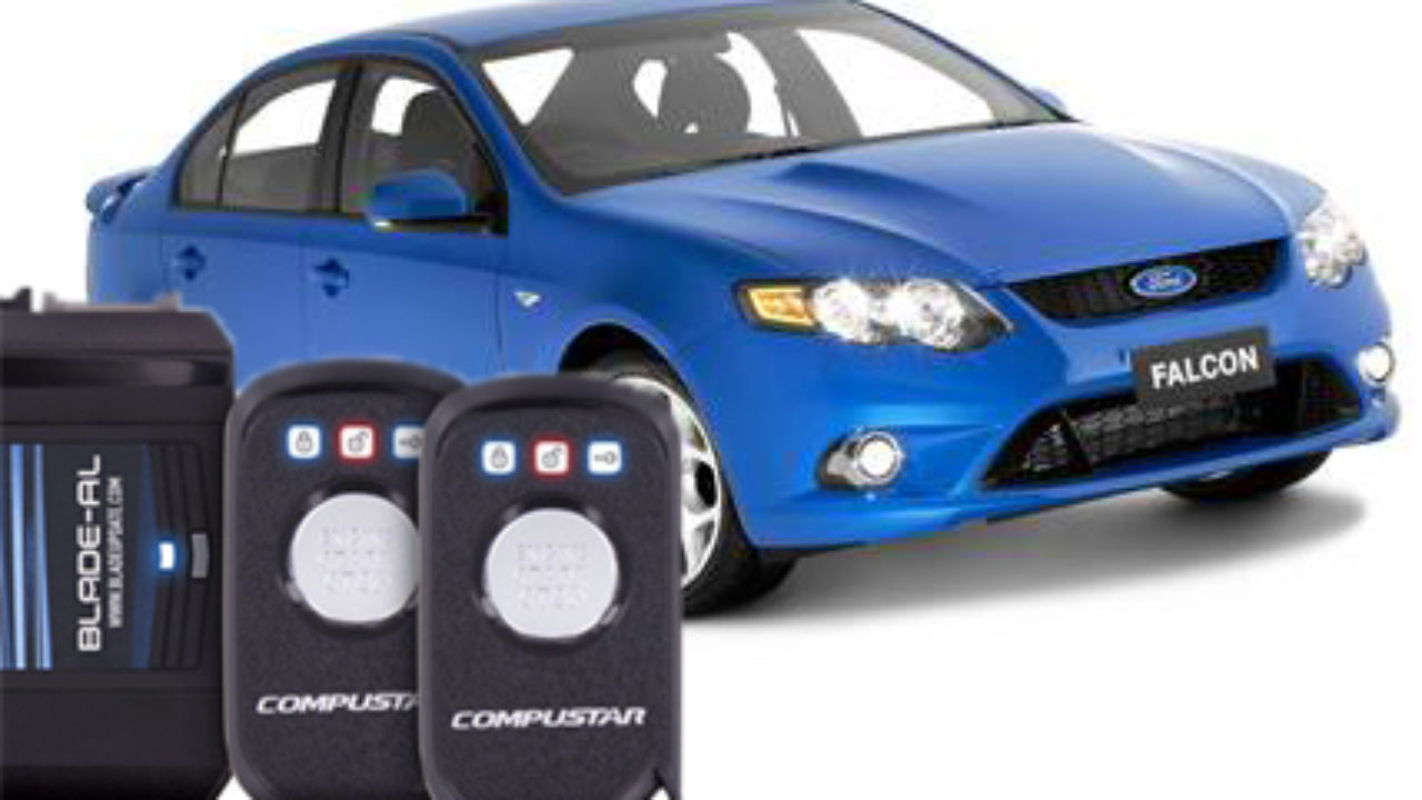 Ford Falcon Remote Start & Security Packages