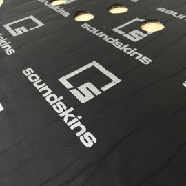 SoundSkins Pro Material