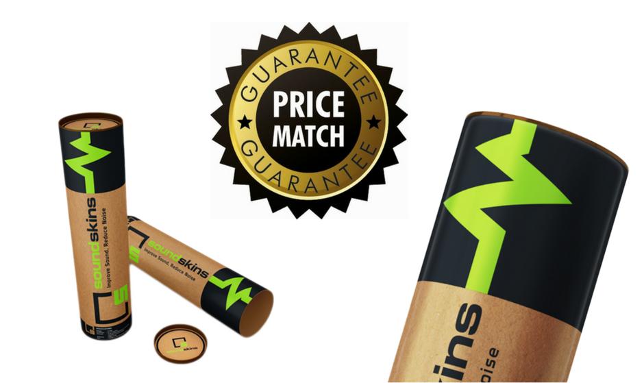SoundSkins Pro Price Match