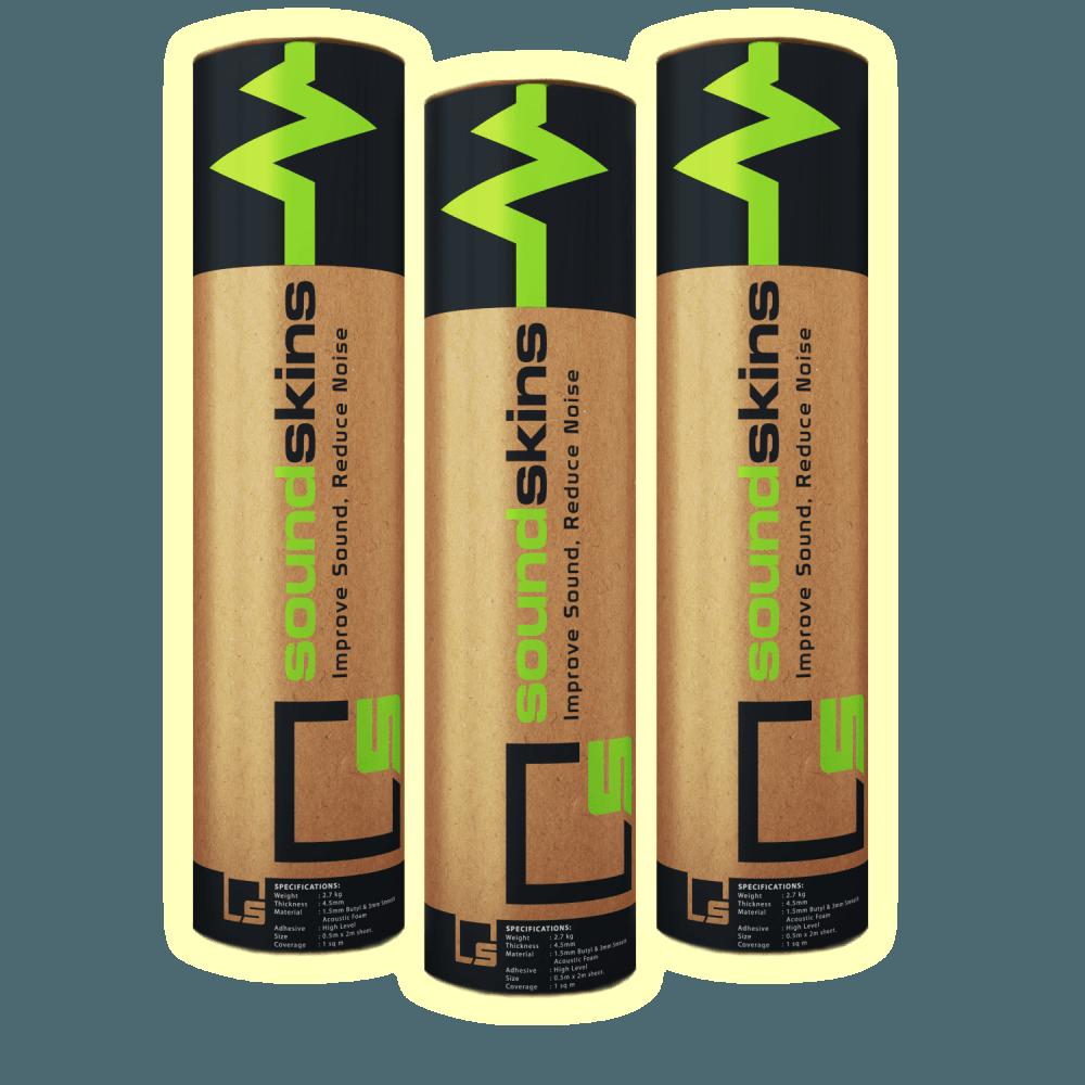 SoundSkins Pro Bulk Kit