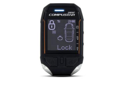 Compustar T11 Pro Series Remote 4.8km Range