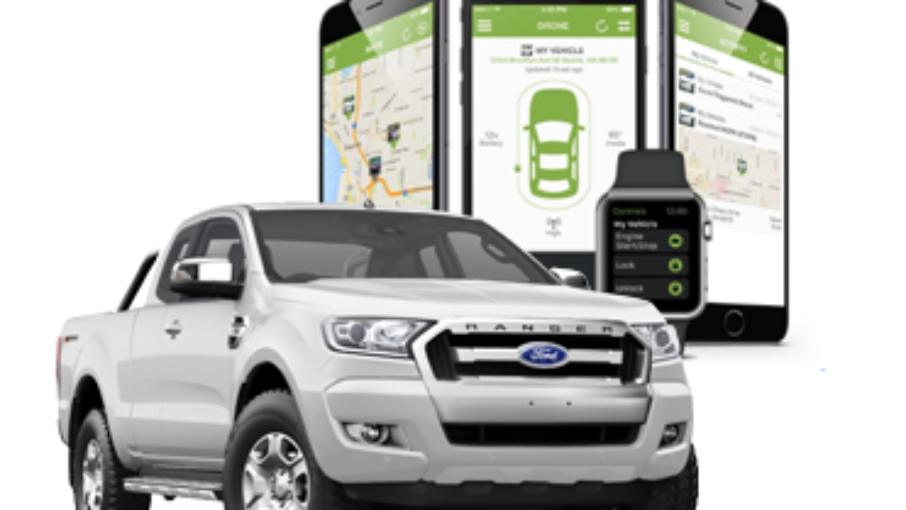 Ford Ranger Remote Start & Security Packages - Carbon Car Systems