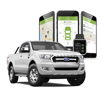 Ford Ranger Remote Start & Security Packages