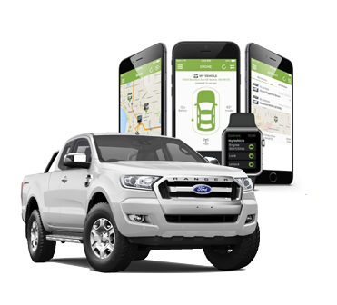 Ford Ranger Remote Start