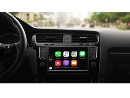 Apple CarPlay Available Models – 2016