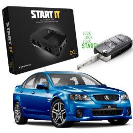 Holden VE Commodore Remote Start