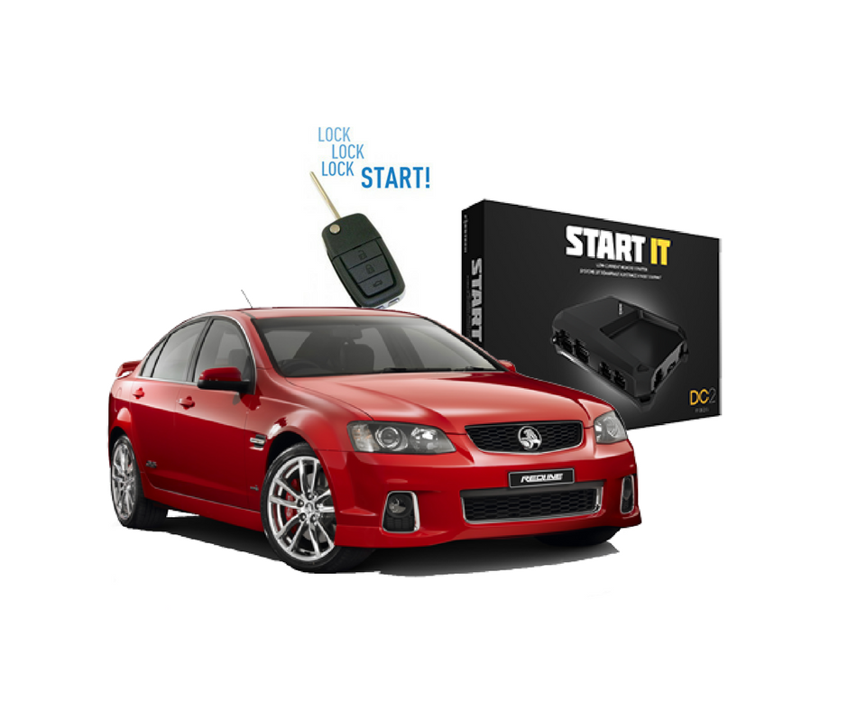 Holden Ve Commodore Remote Start Auto Model Oem Remote Sydney