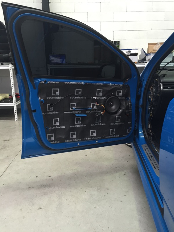 Product Spotlight Soundskins Sound Deadening