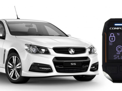 Remote Start Manual VF Commodore