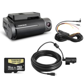 Thinkware F750 Dash Camera Kit 16GB