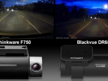 Comparison: Thinkware F750 Verses BlackVue DR650