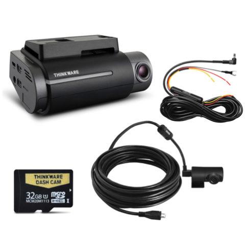 Thinkware F750 Dash Camera Kit 32gb