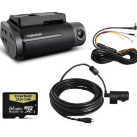 Thinkware F750 Dash Camera Kit 64gb