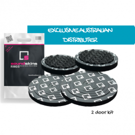 SoundSkins Rings 2 Door Kit