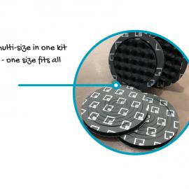 SoundSkins Rings Multi-Size