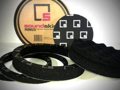 SoundSkins Rings, Enhance Speaker Performance