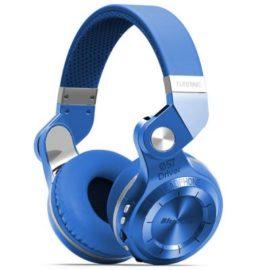 Bluedio T2+ Wireless Bluetooth 4.1 Stereo Headphone