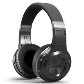 Bluedio Black Wireless Bluetooth Headset