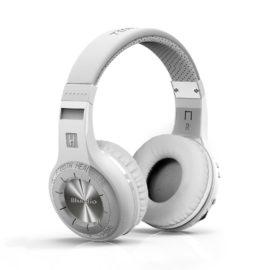 Bluedio White Wireless Bluetooth Headset