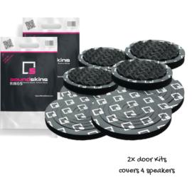 SoundSkins Rings 4 Door Kit