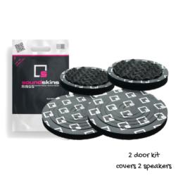 SoundSkins Rings 2 Door Kit