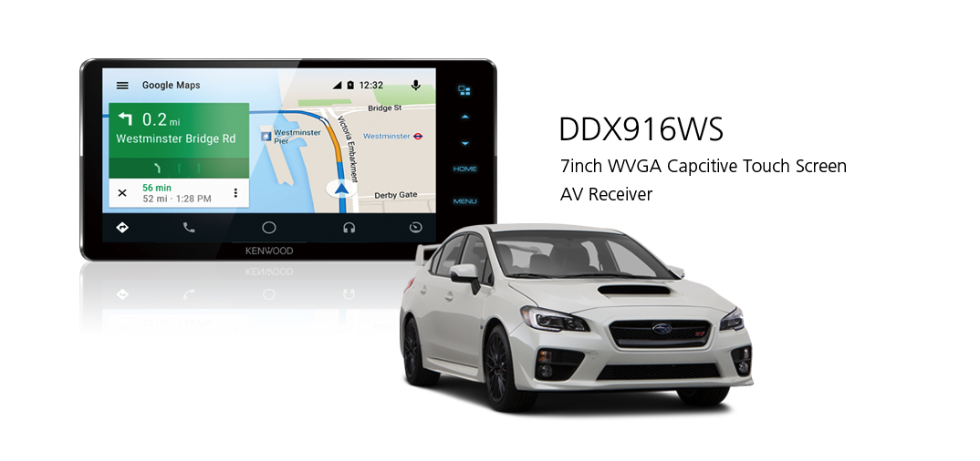Subaru Tribeca 2016 >> Apple Carplay And Android Auto For Your Subaru | Carbon Car Systems