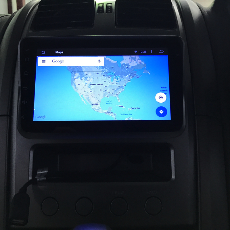 Replacement Android Icc Ford Ba Bf Falcon Territory Review