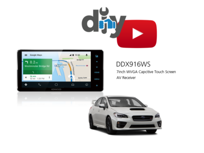 DIY: Apple Carplay And Android Auto For Your Subaru