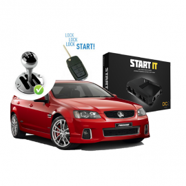 Holden VE Commodore Remote Start Manual Transmission
