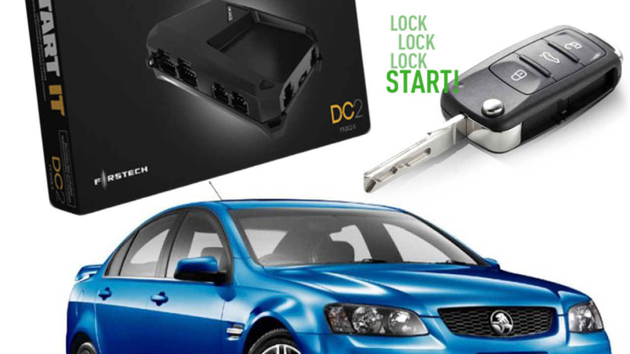 Holden VE Remote Start Kits - Plug & Play | Carbon Car Systems
