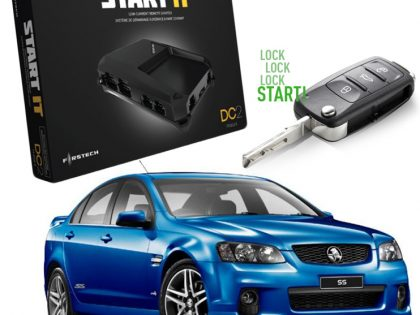 New Plug n' Play Holden VE Remote Start – Auto Models