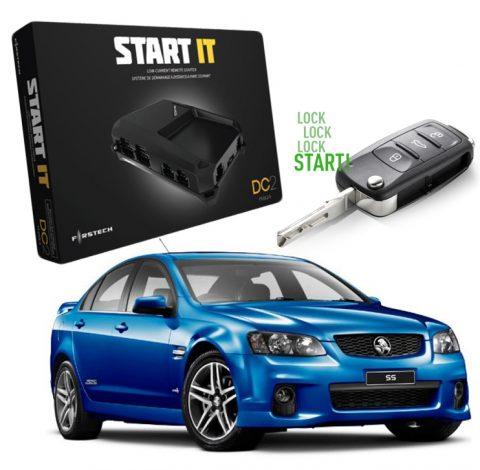 Holden VE Remote Start