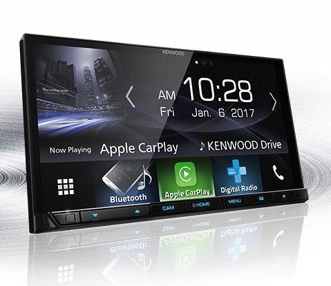 "Kenwood DDX9017DABS 7"" DVD Car Stereo"