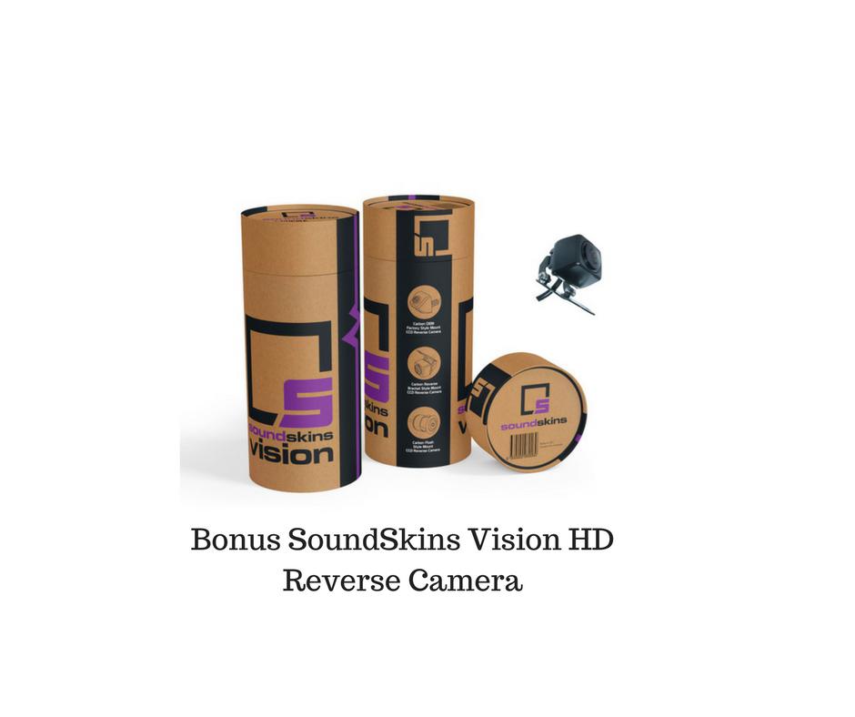 SoundSkins Vision HD Reverse Camera
