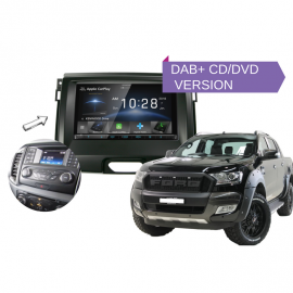Kenwood DDX9018DABS for Ford Ranger PX2