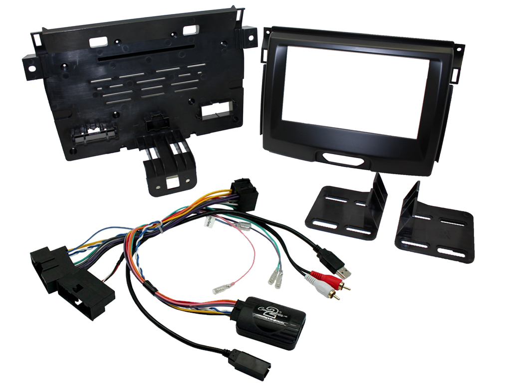 Kenwood DDX9019DABS for Ford Ranger PX2 Stereo Upgrade | 2015 to 2019