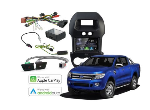 Ford Ranger PX1 Complete Stereo Solution